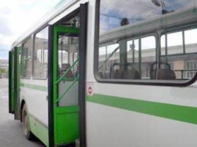 рейса маршрута №135к в