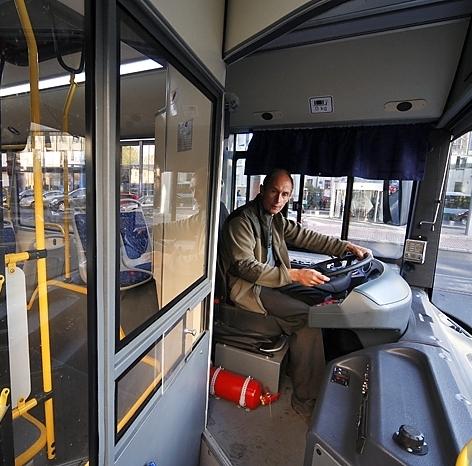 Общественный транспорт пойдет