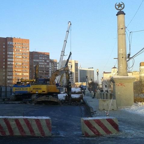 Первомайской в Тюмени.