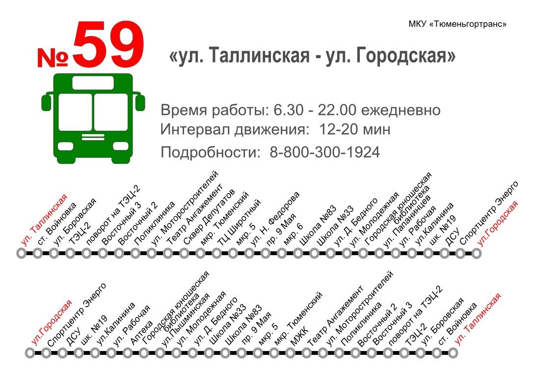 Начали работать два новых автобусных маршрута 2